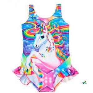 Bañadores unicornio