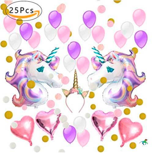 Decora con unicornio