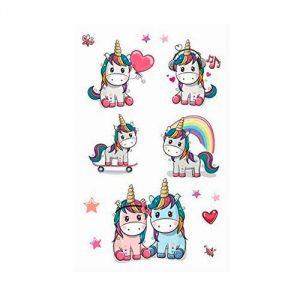 Tatoos de unicornio