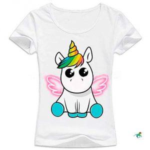 Camisetas de unicornios