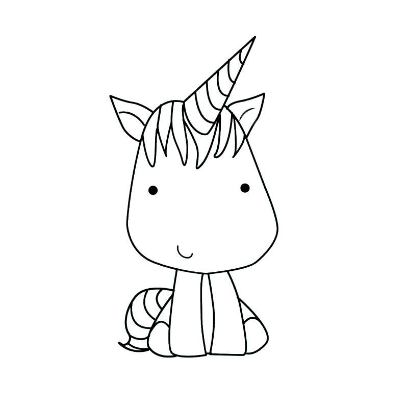 Unicornios Kawaii Deunicornio
